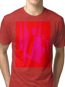 Standing on the Ground Tri-blend T-Shirt