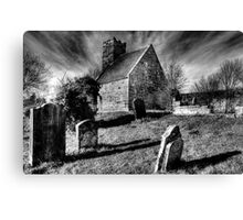 Smallest Church in England Canvas Print