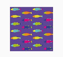 Fishes in violet Classic T-Shirt