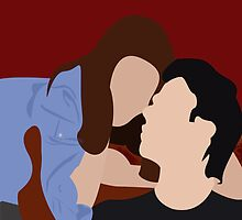 DAMON AND ELENA #6 by Jessica Slater