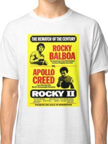 Rocky II Classic T-Shirt