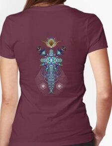 Epiphysis Cerebri Womens Fitted T-Shirt