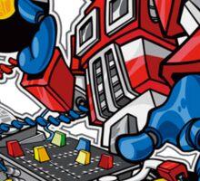 DJ PRIME Sticker