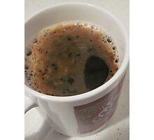 Delicious Caffeine Photographic Print