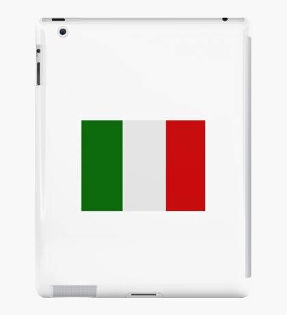 Italian Flag iPad Case/Skin