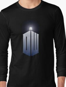 11th Doctor Logo Long Sleeve T-Shirt