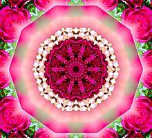Mandala - Forever in Love by Art-Motiva
