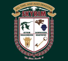Skyrim Coat-Of-Arms by K9Design
