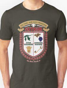 Skyrim Coat-Of-Arms T-Shirt