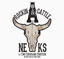rockin A Cattle v2 by Cole Arthur