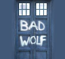 Tardis Bad Wolf Case by The Incredibly Unnecessary Stuff Makers