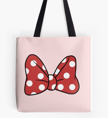 It's Minnie! Tote Bag