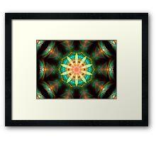 Mandala - Hope Framed Print