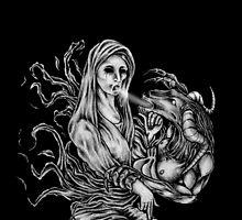 Devil Soul by OnePortraitArt