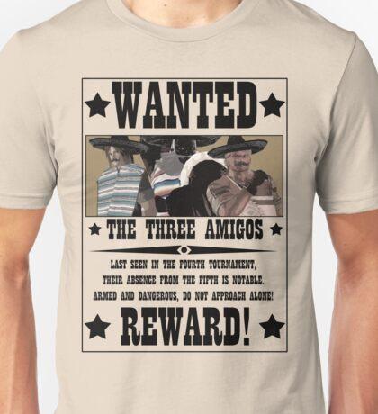 DOA5 - The Three Amigos Unisex T-Shirt