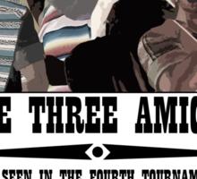 DOA5 - The Three Amigos Sticker