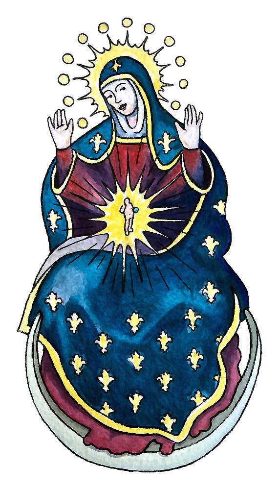 Hail Mary! by Tim Gorichanaz