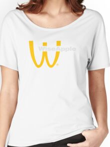 WISE-DONALDS Women's Relaxed Fit T-Shirt