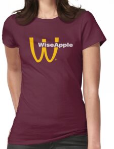 WISE-DONALDS Womens Fitted T-Shirt