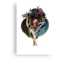 King of Eagle Canvas Print