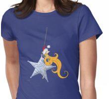 Kazart Phoebe 'Super Star Christmas' Tshirt Womens Fitted T-Shirt