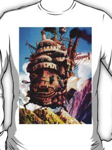 Howls Moving Castle T-Shirt