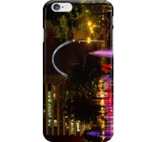 Night City Garden St Louis Arch iPhone Case/Skin