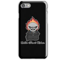 Hello hothead iPhone Case/Skin