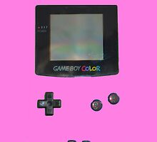 Pink Gameboy Colour by Sir Slay Design