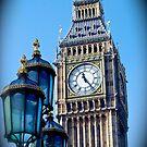 Big Ben  by Kent Burton