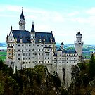 Neuschwanstein castle by ©The Creative Minds