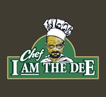 Breaking Bad's Walter White: Chef I AM the Dee by rydrew