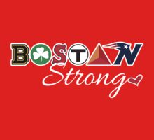 BOSTON Strong Baby Tee