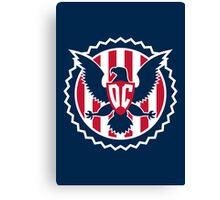 The District // America League // PCGD Canvas Print