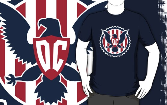 The District // America League // PCGD by pcgdstudios