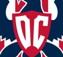 The District // America League // PCGD Sticker