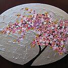 sakura oval by cathyjacobs