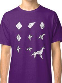 Origami Unicorn - Blade Runner Classic T-Shirt