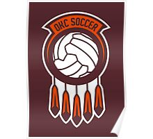 OKC Soccer // America League // PCGD Poster