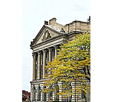 """""""Luzerne County Courthouse""""  Photographic Print"""