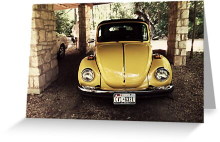 1970s VW Bug by kalikristine