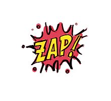 Zayn Malik Zap Tattoo by Hannah Julius