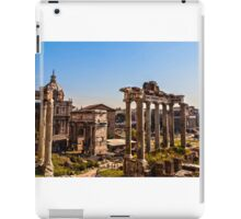 Rome - The Imperial Forums - HDR iPad Case/Skin