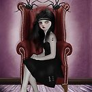 Miss Muffet by Tanya  Mayers