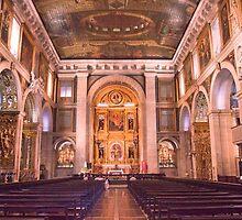 S. Roque Church. Lisbon by terezadelpilar~ art & architecture