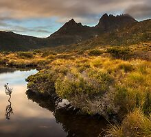 Colourful Cradle Mountain by Mieke Boynton