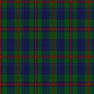 02302 Navy Daks Fashion Tartan Fabric Print Iphone Case by Detnecs2013