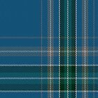 02307 Dallas (Lochcarron) Tartan Fabric Print Iphone Case by Detnecs2013