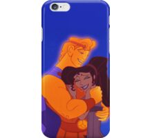 A God Like love iPhone Case/Skin