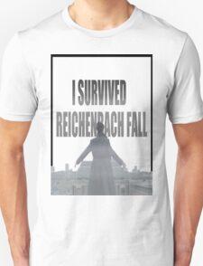 Reichenbach Fall Unisex T-Shirt